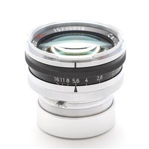 Sonnar T*50mm F1.5 Limited Edition (ニコンS)