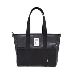 MAPCAMERA (マップカメラ) ×横濱帆布鞄 別注カメラキャリングトートバッグ ダークネイビー×ブラック メイン