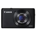 Canon (キヤノン) PowerShot S200 ブラック