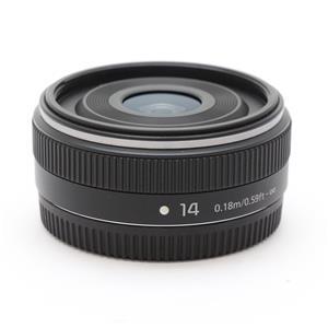 LUMIX G 14mm F2.5 II ASPH. H-H014A-K ブラック