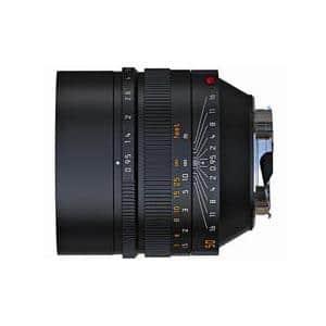 ノクティルックス M50mm F0.95 ASPH. ブラック