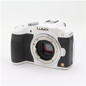 LUMIX DMC-G6 ボディ ホワイト