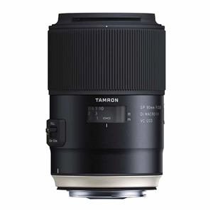 TAMRON (タムロン) SP 90mm F2.8 Di MACRO 1:1 VC USD/Model F017E(キヤノンEF用) メイン