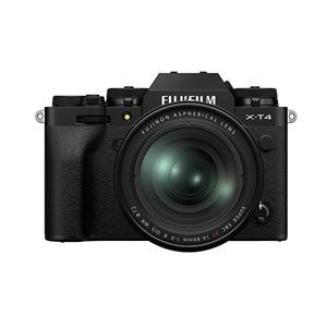 FUJIFILM (フジフイルム) X-T4 XF16-80mmレンズキット ブラック メイン