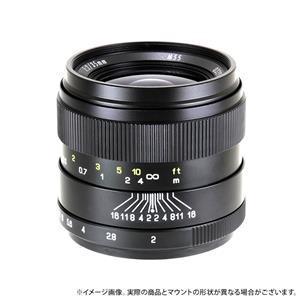 CREATOR 35mm F2 (ペンタックス用) ブラック