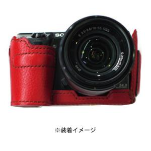 【7 Fit】Half Case for SONY NEX-7用(レッド)