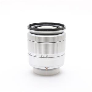 フジノン XC16-50mm F3.5-5.6 OIS シルバー