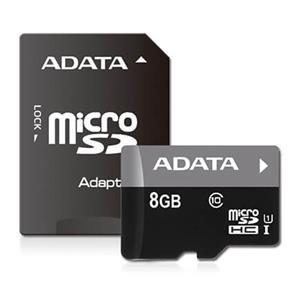 Premier microSDHC UHS-I Class10 R/W:50/10 8GB AUSDH8GUICL10-RA1