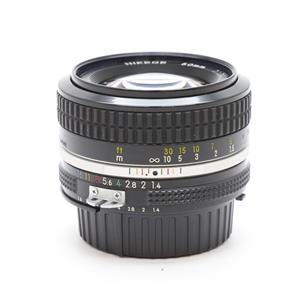 Ai Nikkor 50mm F1.4