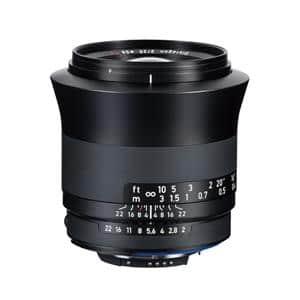 Milvus 35mm F2 ZF.2(ニコンF用)