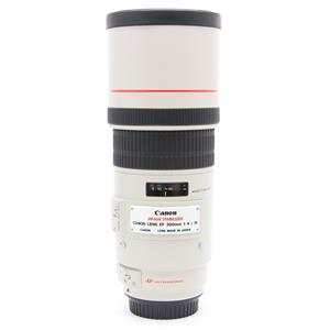 EF300mm F4L IS USM