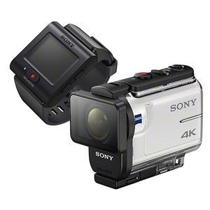 デジタル4Kビデオカメラレコーダー アクションカム リモコンキットFDR-X3000R
