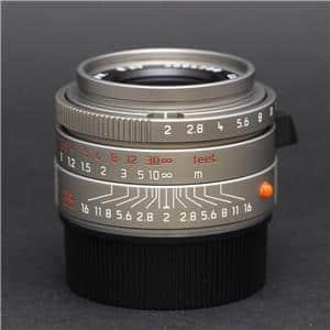 ズミクロン M35mm F2.0 ASPH チタン