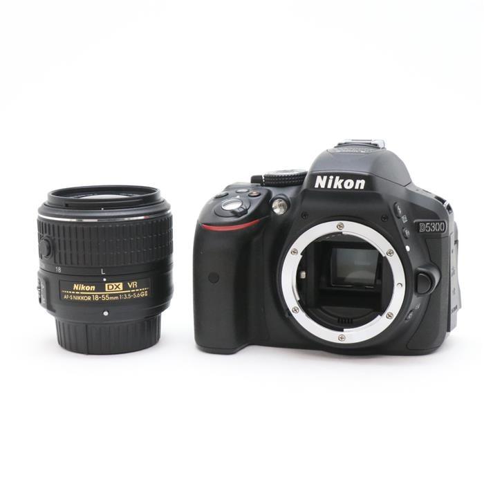 D5300 18-55 VR II レンズキット