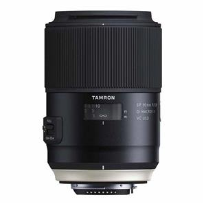 TAMRON (タムロン) SP 90mm F2.8 Di MACRO 1:1 VC USD/Model F017N(ニコンF用) メイン