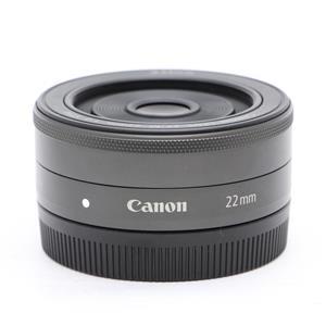 Canon (キヤノン) EF-M22mm F2 STM ブラック メイン