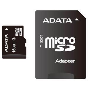 Standard microSDHC Class4 16GB AUSDH16GCL4-RA1