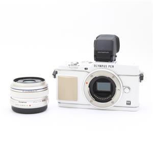 PEN E-P5 17mm F1.8 レンズキット ホワイト