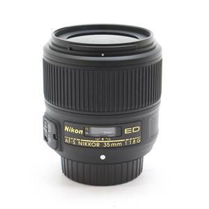 Nikon (ニコン) AF-S NIKKOR 35mm F1.8G ED メイン