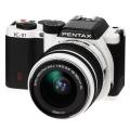 PENTAX (ペンタックス) K-01 ズームレンズキット ホワイト/ブラック
