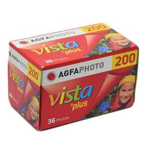 VISTA 200 135-36 36枚撮り