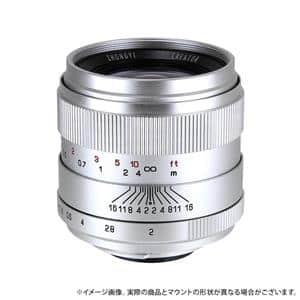 CREATOR 35mm F2 (ニコン用) シルバー