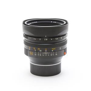 ノクティルックス M50mm F1.0 レンズフード組込 (6bit改) ブラック