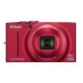 Nikon (ニコン) COOLPIX S8200 ブリリアントレッド