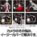 Japan Hobby Tool (ジャパンホビーツール) イージーカバー Canon EOS Kiss X9用 レッド 6