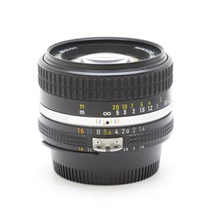 Ai Nikkor 50mm F1.4S