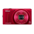 Nikon (ニコン) COOLPIX S9500 ヴェルヴェットレッド