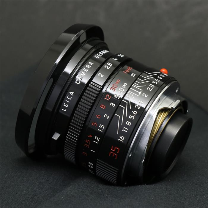 ズミクロン M35mm F2 ASPH.