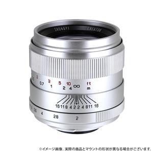 CREATOR 35mm F2 (ペンタックス用) シルバー