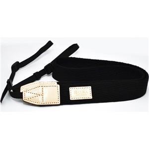 ヘリンボーン織りストラップ CHS-100 ブラック