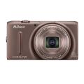 Nikon (ニコン) COOLPIX S9500 セピアブラウン