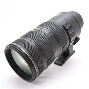 AF-S NIKKOR 70-200mm F2.8 G ED VR II