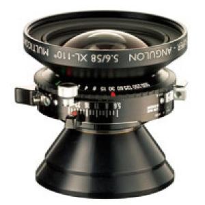 スーパーアンギュロン 58mm F5.6XL
