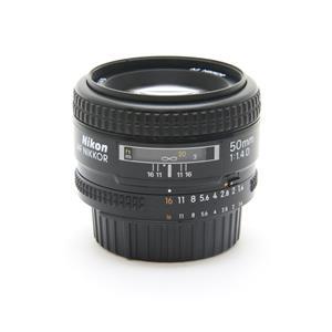 Ai AF Nikkor 50mm F1.4D