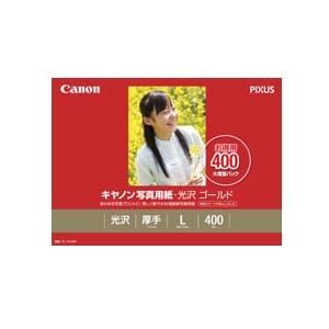 写真用紙・光沢 ゴールド L判 400枚 (GL-101L400)