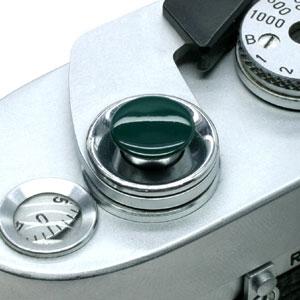 オリジナルMボタン(無地) グリーン