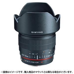 10mm F2.8 ED AS NCS CS (キヤノン用)