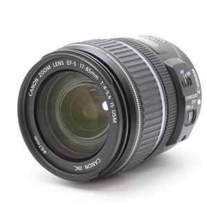 EF-S17-85mm F4-5.6 IS USM