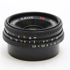 Tessar T*45mm F2.8 MM