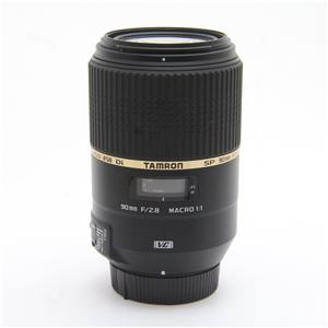 SP 90mm F2.8 Di MACRO 1:1 VC USD/Model F004N(ニコン用)