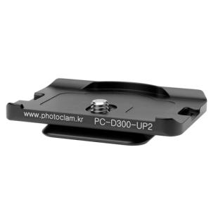 カメラプレート PC-D300-UP2(D300/D300S用)