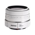 PENTAX (ペンタックス) DA35mm F2.4 AL(受注生産) ホワイト