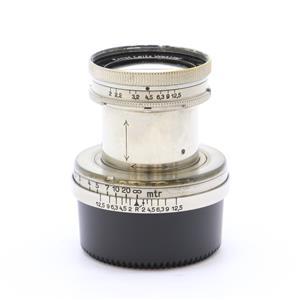 ズマール L50mm F2 ニッケル