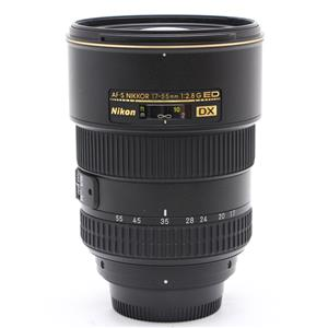 AF-S DX Zoom-Nikkor 17-55mm F2.8G IF-ED