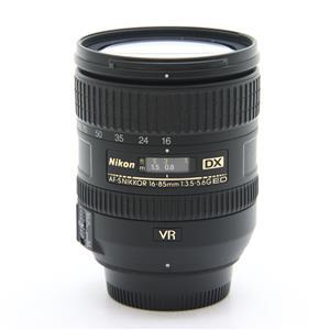 AF-S DX NIKKOR 16-85mm F3.5-5.6G ED VR