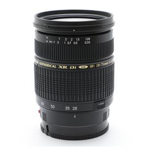 SP 28-75mm F2.8 XR Di LD ASPH [IF] Macro/Model A09M(ソニーα用)